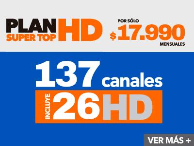Plan Prepago con HD